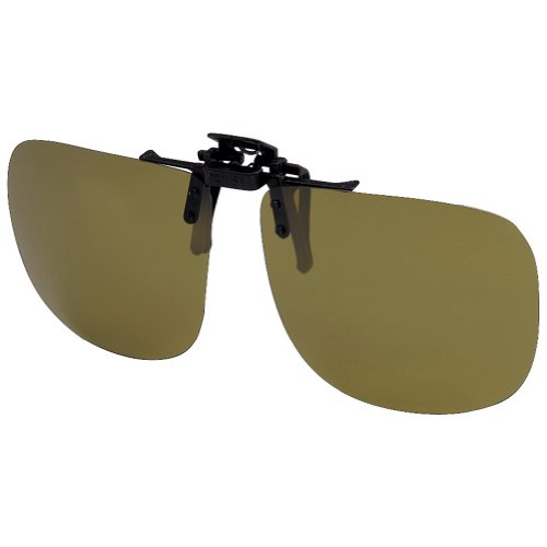 40e257ca86 Eagle Eyes Sunglasses As Seen On TV Triple Filter Polarized - Clip Ons