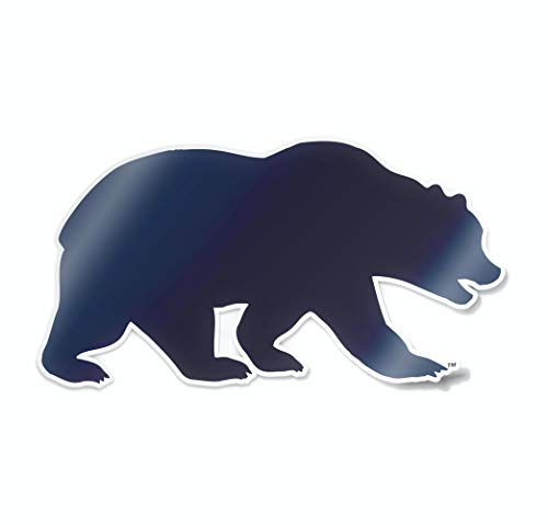 Nudge Printing California Berkeley Golden Bear Car Decal]()