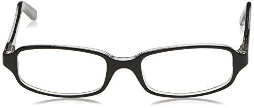 Ray Ban Optical Montures de lunettes RX5298 Pour Femme Shiny Black, 53mm 5548: Black