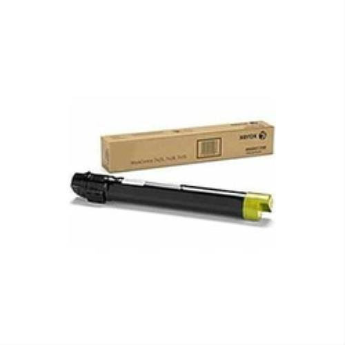 Xerox 006R01514 Yellow Toner for the WorkCentre 7525/7530/7535/7545/7556, 6R1514