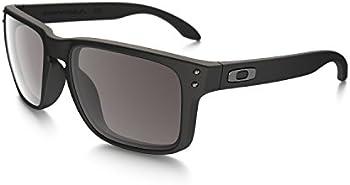 Oakley Holbrook Black Iriidum Sunglasses