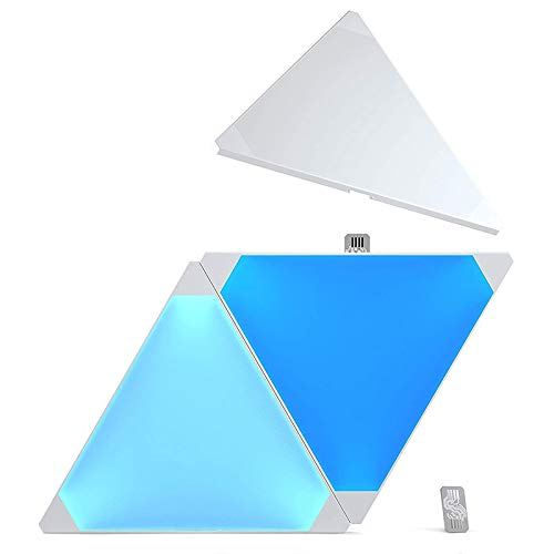Cool Fixtures Light (Nanoleaf NL22-0001TW-3PK Rhythm Expansion Pack - 3 Panels)