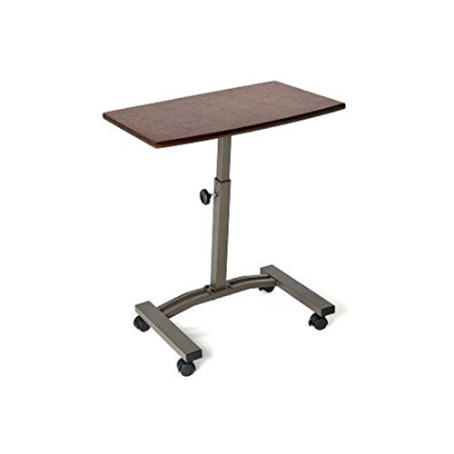 NEW expanding tray table Rolling Laptop Table Adjustable ...