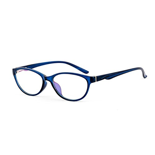 Royal Son Full Rim Cat-Eye Women Spectacle Frame ( RS05690ER | 50 | Transparent )