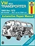 VW Transporter 1600 Owners Workshop Manual: All Volkswagen Transporter 1600 Models with 1584 cc (96.7 cu in) engine [1968-79] 1st edition by J.H. Haynes, D.H. Stead (1982) Paperback