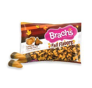 Brachs Fall Flavors Caramel Candy Corn (9 Oz. Bag) (Pack of 3) by Brach's