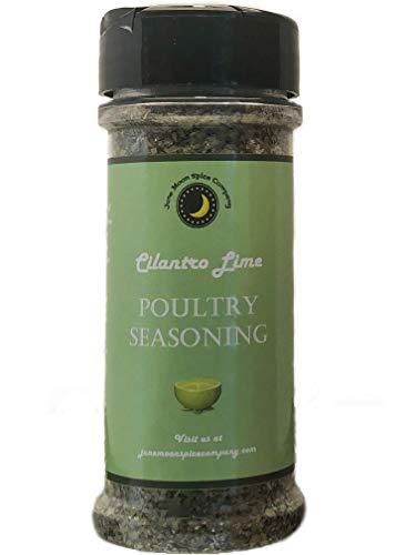 Premium | CILANTRO KEY LIME Poultry Seasoning | Crafted in Small Batches with Farm Fresh HERBS for Premium Flavor and Zest