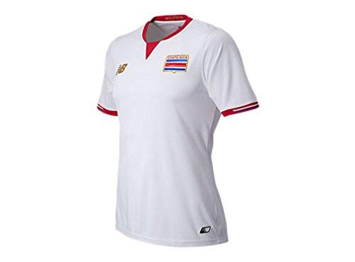人爬虫類韻New Balance Costa Rica Away Soccer Jersey / サッカーユニフォーム コスタリカ アウェイ用