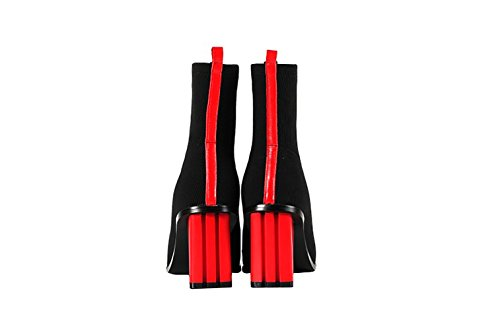 Rosso Tallone Vaneel on punta 6 Quadrato Stivali 5 Pull Vabtpt Donne 3 Uk Centimetri Blocco gHYwwqIP
