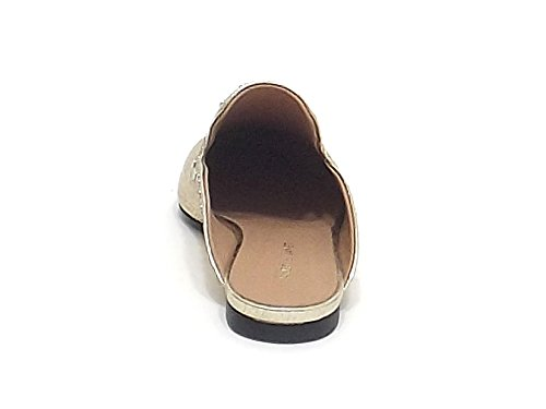 Janet & Janet Women's Clogs Gold Gold 2f59Yb8Zdy