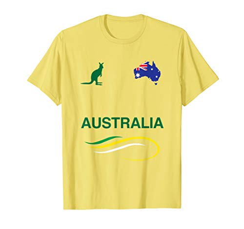 Australia Cricket jersey T-shirt (T Cricket Shirts Australia)