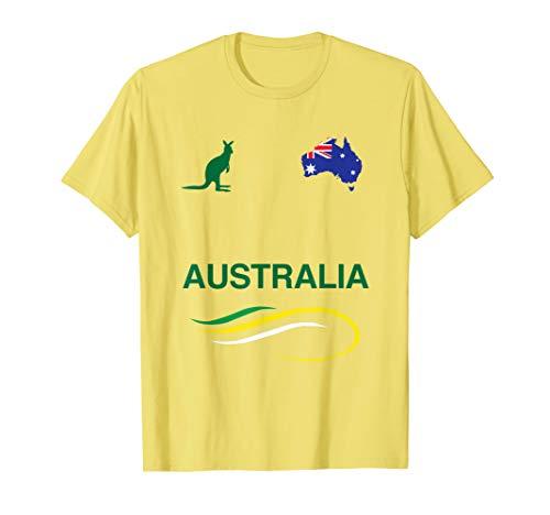 Australia Cricket jersey T-shirt (T Cricket Shirts Australia)