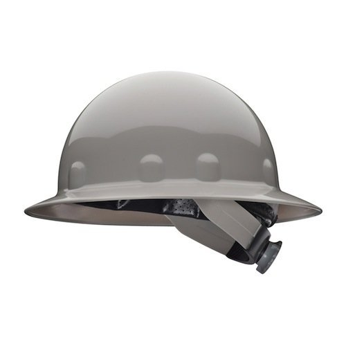 SUPEREIGHT Class E, G or C Type I Thermoplastic Hard Hat With Full...