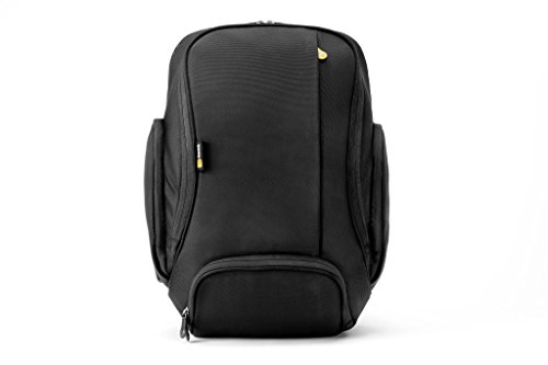 Booq Boa Flow Graphite Laptop Computer Backpack with DLSR Storage Compartment