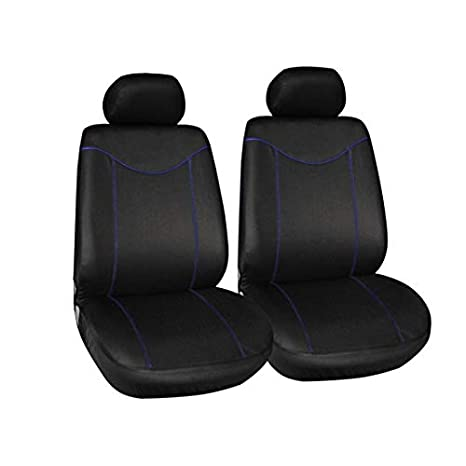 9 Pieces Set Car Universal Car Front Seat Cover Automotive Seat Covers All The Year Round Fine-quality Mesh Cloth Car Seat Cover Jonathan-Shop