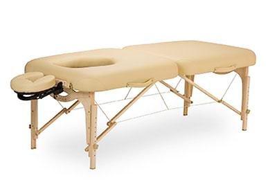 (EarthLite Spirit Pregnancy Portable Massage Table )
