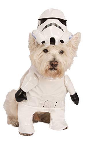 Rubie's Star Wars Walking Stormtrooper Pet Costume, ()