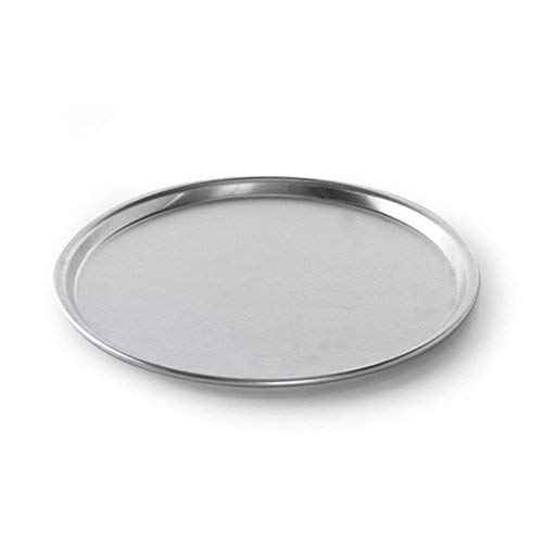 Nordic Ware Natural Bakeware Aluminum 14 in. Thin Crust Pizza Pan