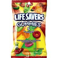 LifeSavers Gummies, 5 Flavor, 7-Ounce Bags (Pack of 12) have a problem Contact 24 hour service Thank You