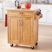 Mainstays Kitchen Island Cart