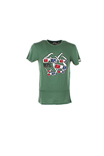 T-shirt Uomo Whoopie Loopie M Wm17s06tg Primavera Estate 2017