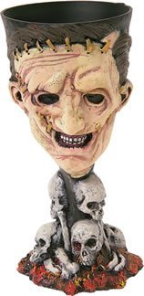 [Rubie's Costume Co Leatherface Goblet Costume] (Leatherface Costume For Women)