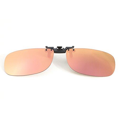 HT Color Driving Polarized de BEI Gafas Ultralight Mirror 3 Driver Myopia Sol 2 Clip Mirror TnqrgpwT4