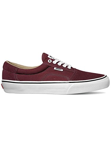 VANS Men's Rowley Solos Shoe, Port Royal/White, 6.5 -
