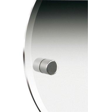 Miller Bathroom Bond Wall Mirror 450mm Dia