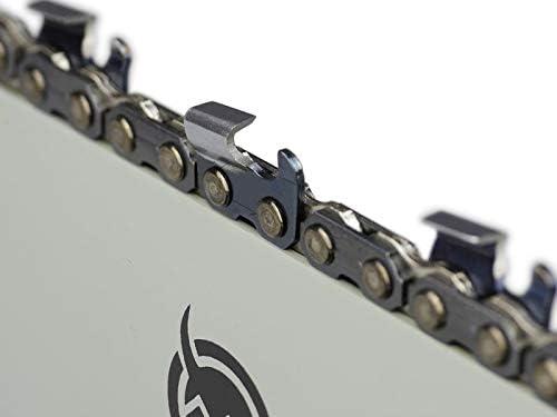 50cm Schwert 3//8 4 Ketten für Stihl 038 AV Super Magnum