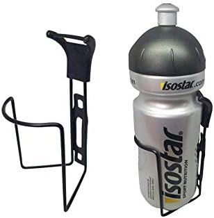KAYOBA - Bidón para Bicicleta (Incluye bidón Isostar de 650 ml con ...
