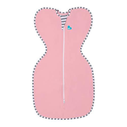 Infant Swaddler - Love To Dream Swaddle UP Original 1.0 TOG, Pink, Medium, 13-18.5 lbs.