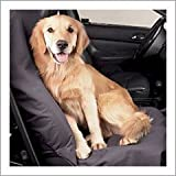 Duragear Bucket Car Seat Cover for Pets 518103011 - MicroVelvet Slate