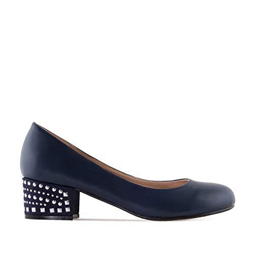 Pointures Andres Et am5316 Soft 35 42 32 Machado Femmes Bleu Pour 45 Petites Grandes escarpins TCqzT