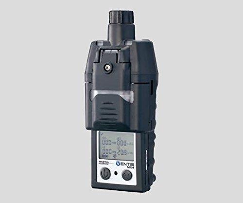 ガステック2-9982-13マルチガスモニターMX4P-OHP吸引式校正証明付 B07BD2YKJN