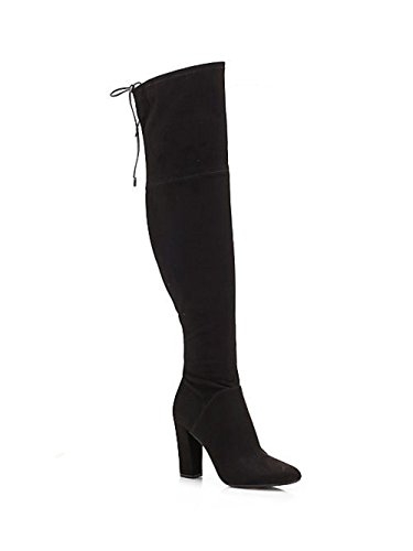 GUESS Women's Boots black Black