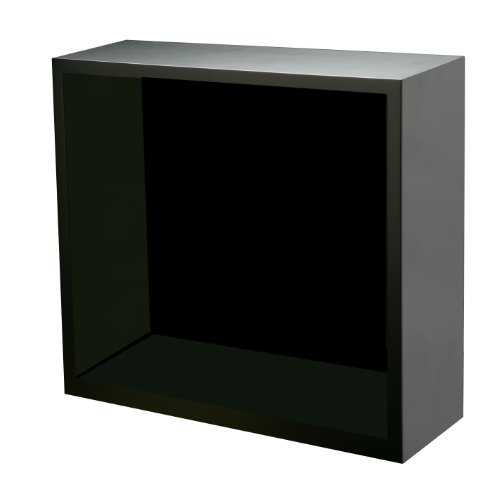 (Diplomat 31-403D Boxy Black Wood Housing with Power Extend Station Watch Winder)