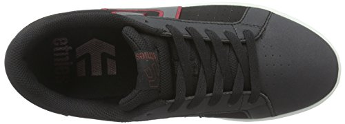 Mens Shoes Etnies Black Charcoal Fader Red Footwear LS xBBFd8wZ