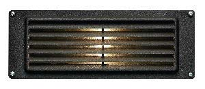 Hinkley Landscape Lighting Louvered Brick Light - Hardscape Deck Light Highlights Important Hardscape Features and Surfaces and Increases Home Security - Bronze Finish, 1594BZ-LED by Hinkley