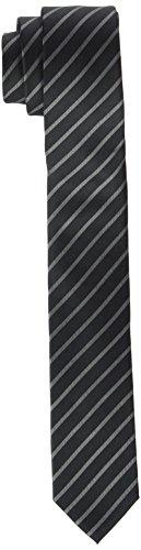 Calvin Black Necktie Calvin Klein Klein Men's pXrpH7q