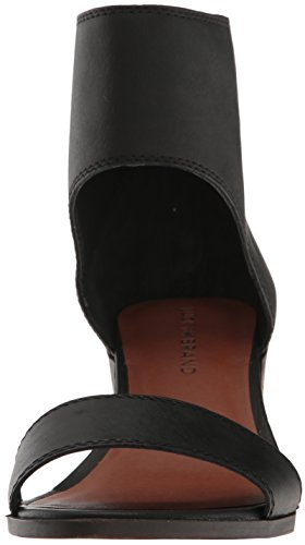 LK negra negra Barbina Lucky Sandalia EE mujer UU Brand para PHpw6q