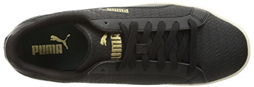 Puma Mænds Smash Vævet Mode Sneaker Puma Sort / Puma Sort wv5jk