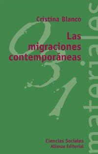 Descargar Libro Las Migraciones Contemporáneas Cristina Blanco