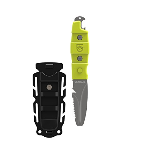 MCN62065-BRK Akua Paddle/Dive Knife Green
