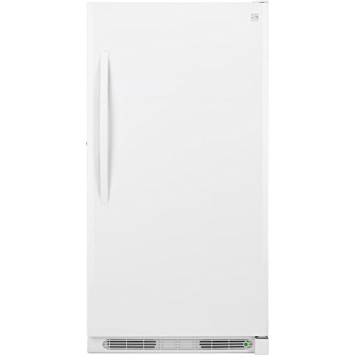 Kenmore 22042 20.2 cu. ft. Frost-Free Upright Freezer in White, includes delivery and hookup (Available in select cities only)