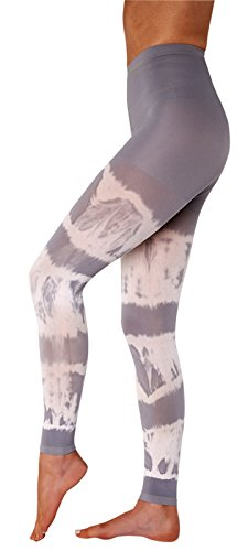 a94a32eaba Amazon.com: Juzo Soft Tie-Dye Leggings 15-20mmHg (dolph-td-4(IV)-reg ...