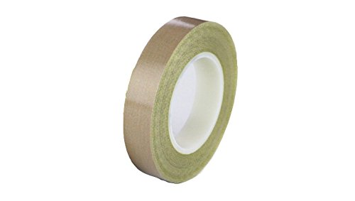 Teflon 21-3S Teflon Coated Tape Silicone Adhesive 10.125 x 36 Yards