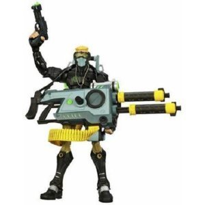 G.I. Joe 8 inch Commander Frontal Assault Duke ()