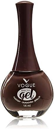 Vogue Esmalte de Unas Efecto Gel Seguridad, 14 ml