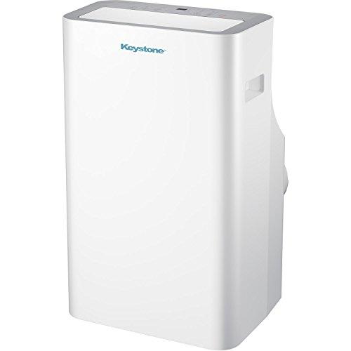 Keystone 12,000 BTU Portable Air Conditioner White KSTAP12QD